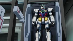 ガンダムAGE-1 出撃